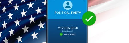 Verify Numbers with CallApp To Prevent Election Scams